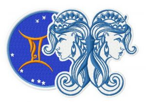 Zodiac sign Gemini 3