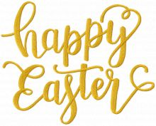 Happy Easter script