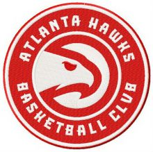 Atlanta Hawks basketball club logo