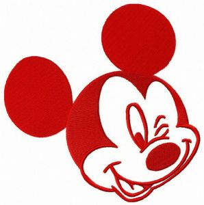 Cheerful Mickey