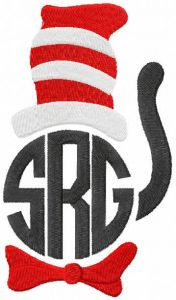 Cat in the hat srg