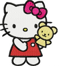 Hello Kitty Puppeteer