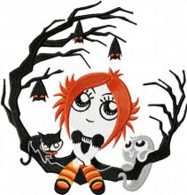Ruby Gloom Good Night