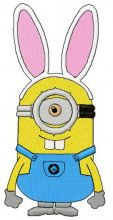 Happy Easter Minion 3