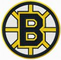 Boston Bruins Logo embroidery design