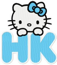 HK New Hello Kitty Label