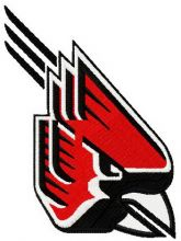 Ball State Cardinals football logo