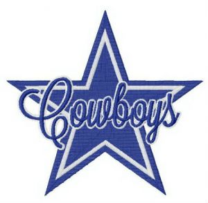 Cowboys star logo