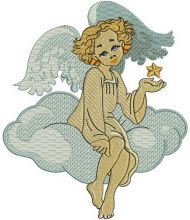 Angel on cloud 2