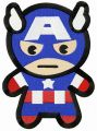 Severe Captain America embroidery design